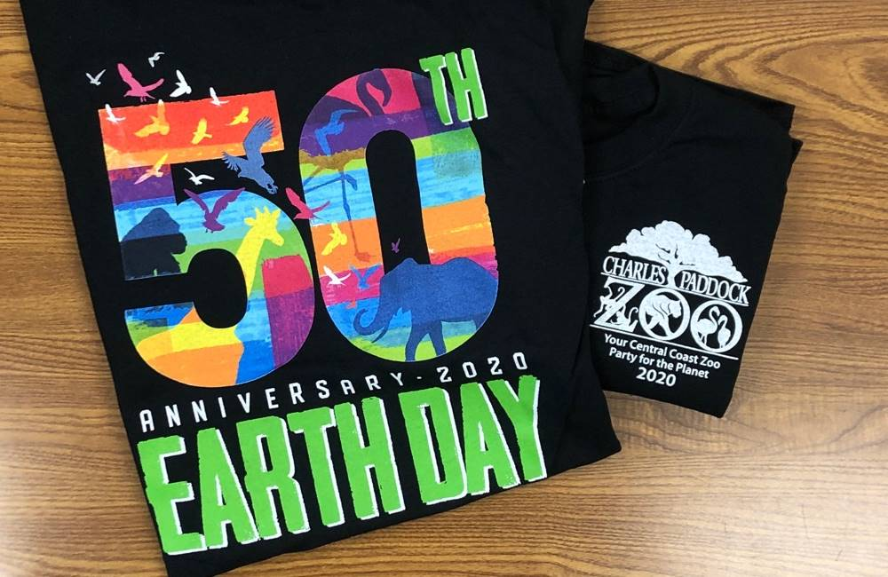 Celebrate Earth Day and Support the Zoo at the Same Time